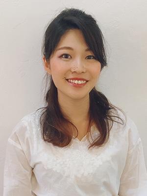 スタイリスト 長谷川 茉未