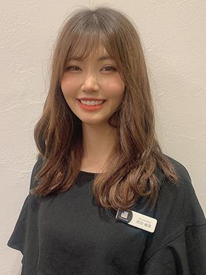 主任/スタイリスト 原田 麻菜