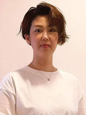 トップスタイリスト/ディレクター 松浦 身和